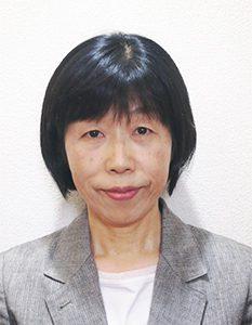 中村千恵子先生