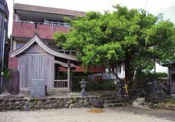 如竹廟(じょちくびょう)
