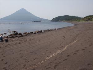 長崎鼻海岸