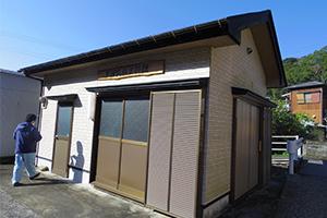 3-芦検稲すり踊り資料館