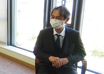 田島宏臣先生